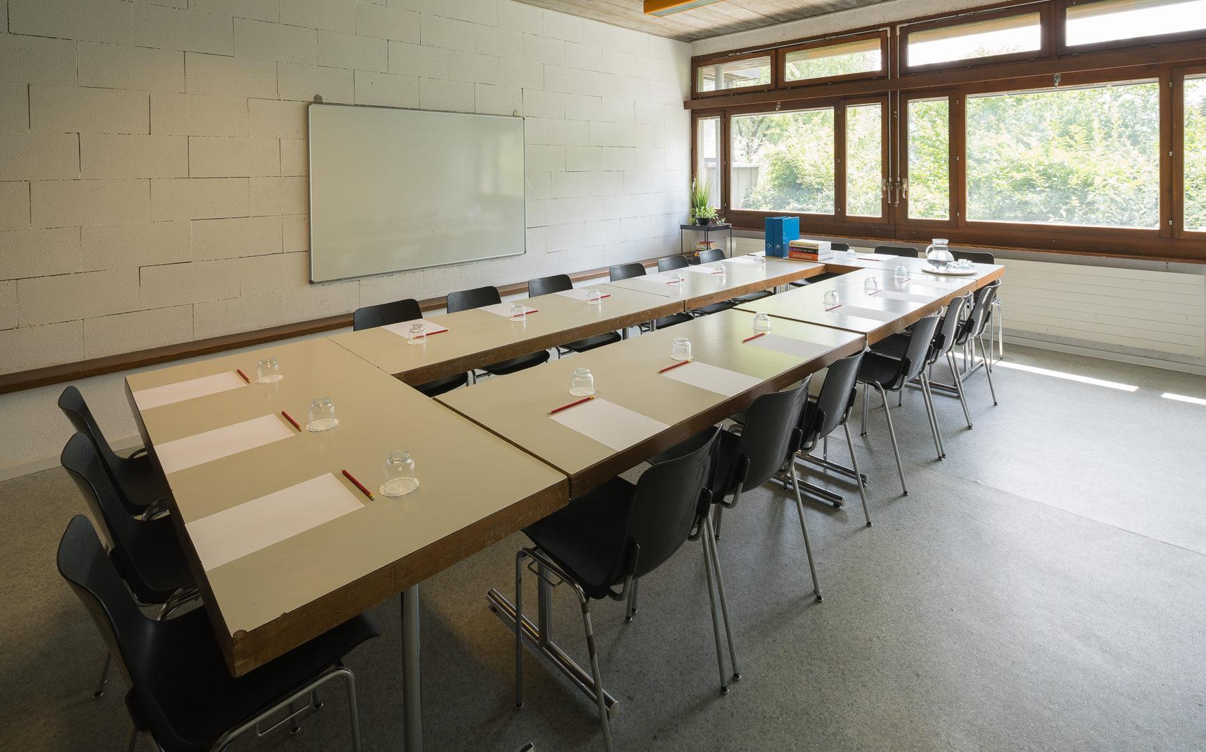 CPO, salle réunion, Franziska Werren