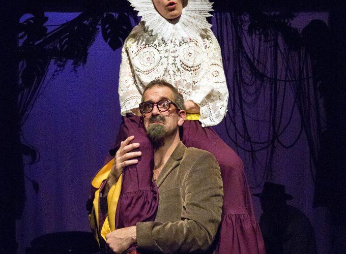 CPO, Piece Frida Kahlo. Theatre Galpon. Geneve 2018.