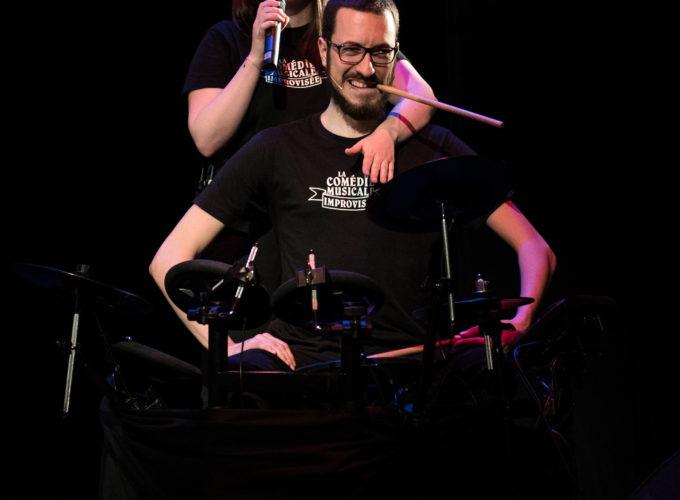 La Comédie Musicale Improvisée, CPO