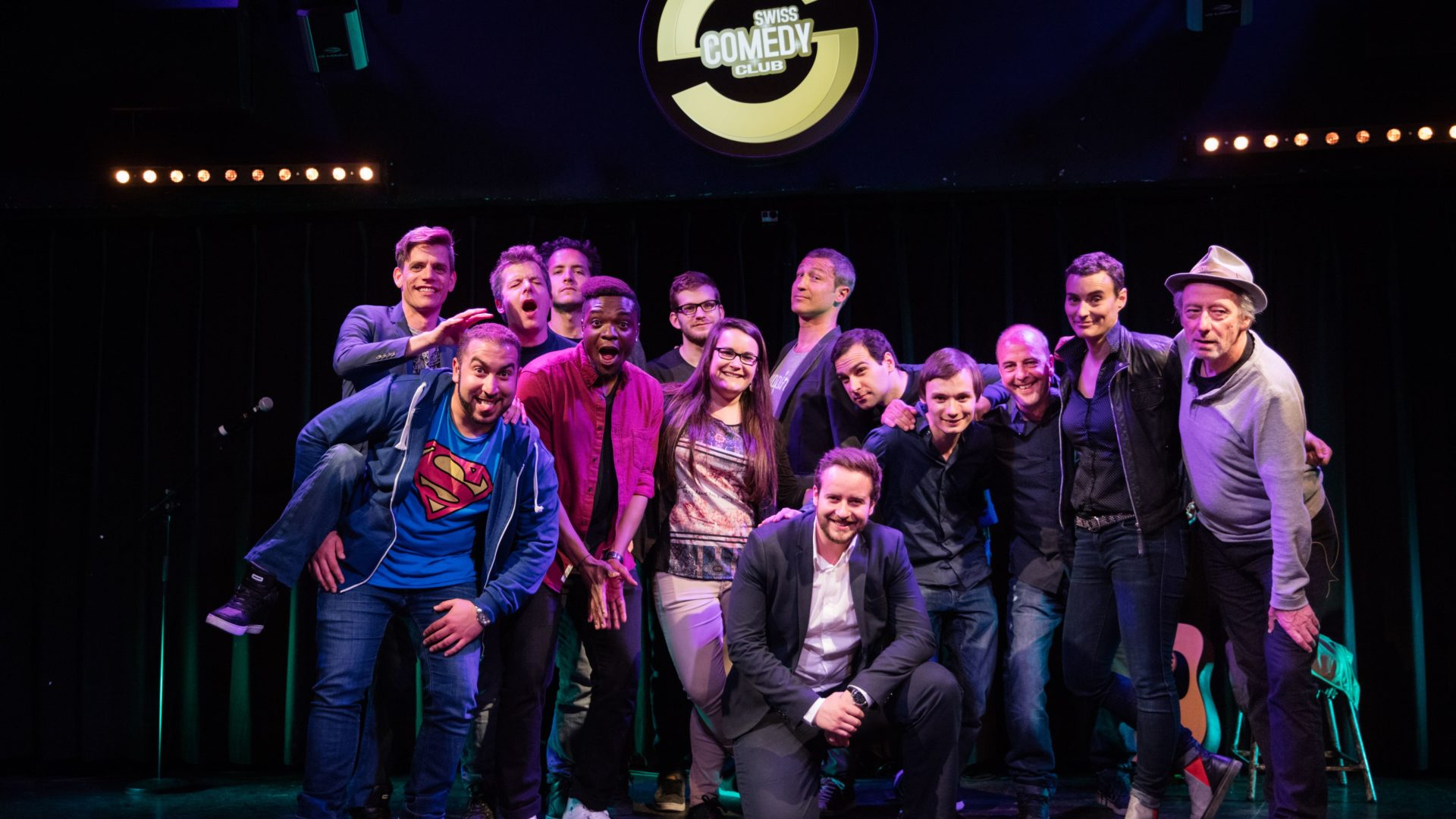 CPO, Swiss Comedy Club & friends