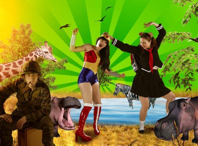 CPO_Yoko-ni Street Fighter