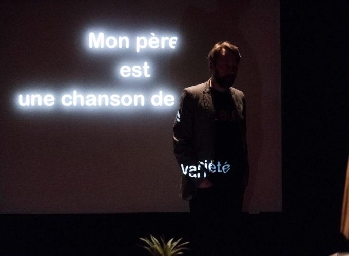 CPO Mon père est une chanson de variété, Robert Sandoz et Adrien Gygax