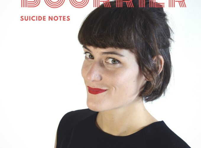 Aude Bourrier – suicide Notes
