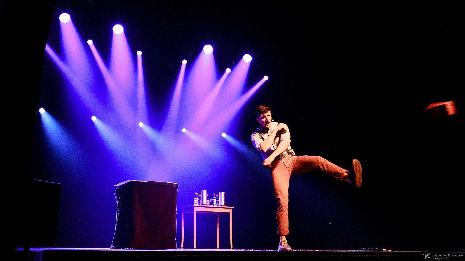 Julien Sonjon – Festival Rire Genève – Casino Théâtre – 13 av